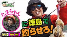 Kanjiでいいカンジ第三弾、徳島で夏イカ!前編